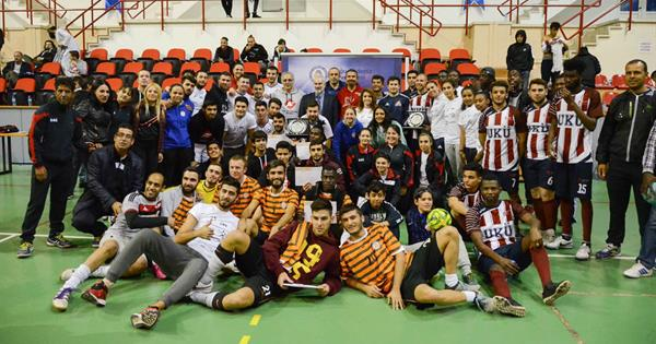 TRNC Universities Meet at EMU Sports Festival